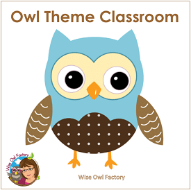 free-owl-theme-classroom-6-PDFs-printables-in-zip-folder