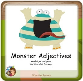 monster-adjectives-printable-game