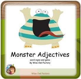 monster-adjectives-printable-game