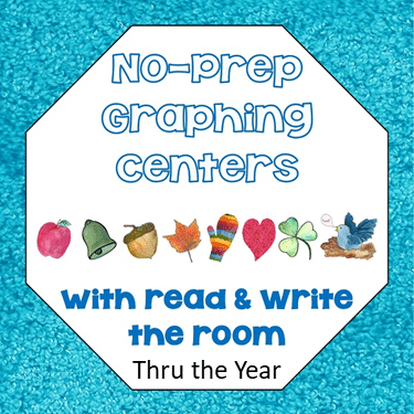 no-prep-graphing-centers-through-the-year-primary
