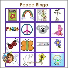 peace-bingo-printable
