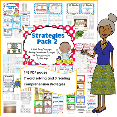 Reading Strategies 2 Pack