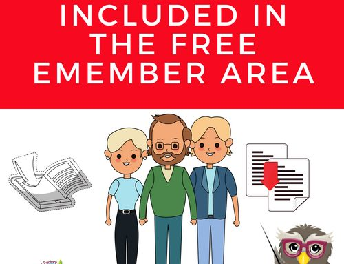 What Downloads are Included in the Free eMember Area