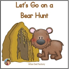 Going on a Bear Hunt PowerPoint