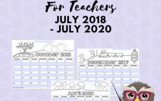 editable-calendars-for-teachers-July-2018-through-July-2020-freebie