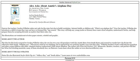 review-of-Alex-Asks-About-Aunties-Airplane-Day-at-MyShelf-dot-com