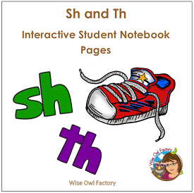 Sh and Th Printable ISNs