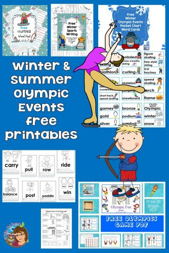 summer-and-winter-Olympic-free-PDFs-for-classroom-use