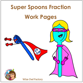 Super Spoons Math Story