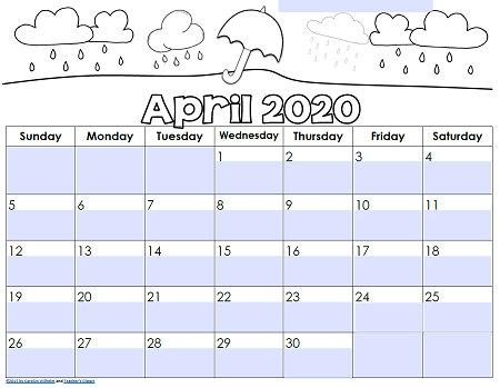 Editable Calendars April-2020-sample-page-from-editable-teacher-calendar