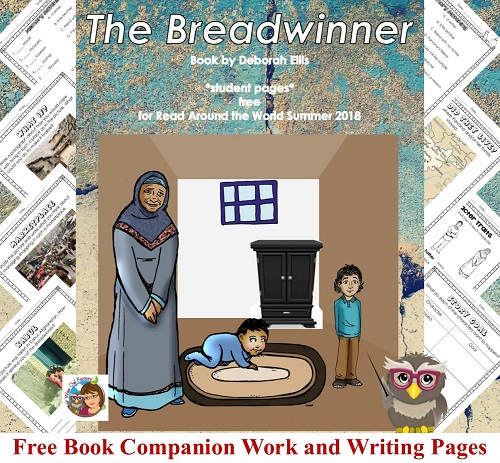 Breadwinner-book-companion-work-pages-free