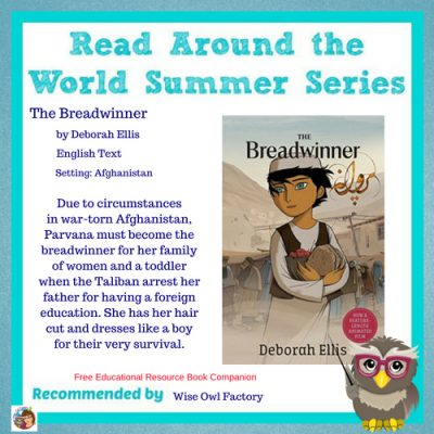 The-Breadwinner-Novel-2018-MKB-Summer-Reading-Series and free book companion resource