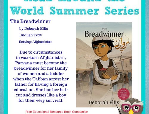 The Breadwinner Read the World Summer 2018