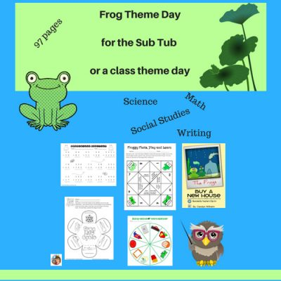 frantic frogs readers theatre pdf