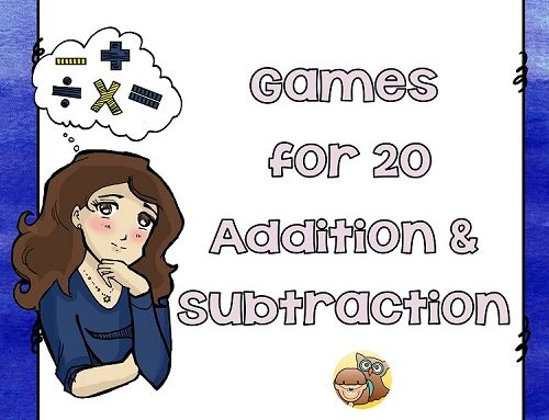 Subtraction Games for 20 Paper and Pencil PDF