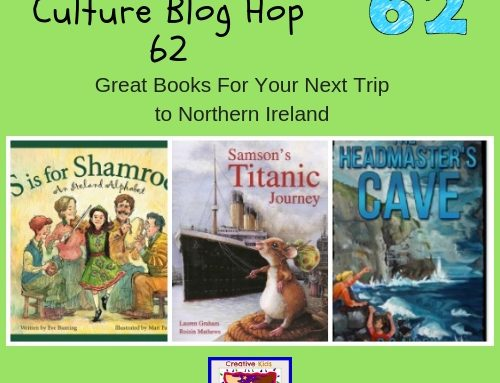 Northern Ireland Books Creative Kids Blog Hop 62