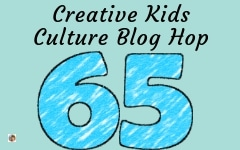 Welcome to the Creative Kids Culture Blog Hop 65