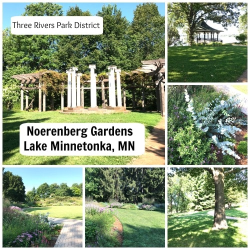 Noerenberg Memorial Gardens Three Rivers Park District MN