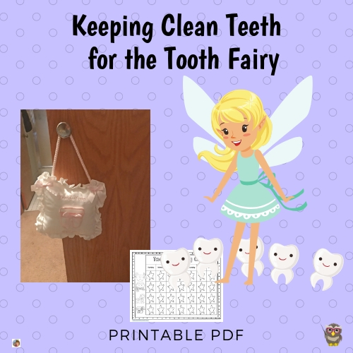 photograph relating to Printable Tooth Brushing Charts identified as Teeth Brushing Charts Totally free Obtain Smart Owl Manufacturing unit