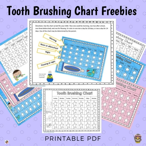 tooth-brushing-charts-free-printable-PDF