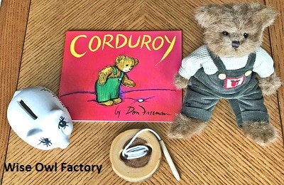Corduroy-book-activity