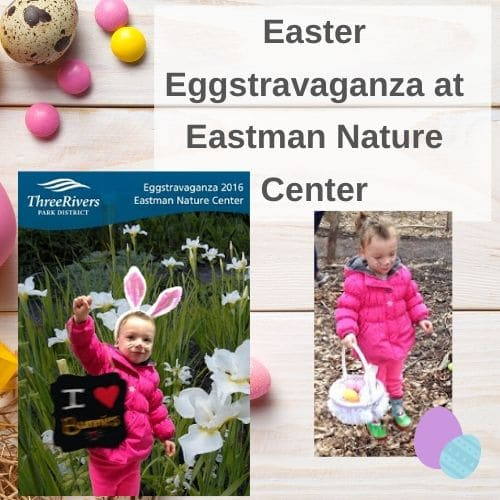 Easter at Eastman Nature Center Maple Grove, MN
