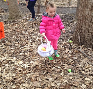 looking-for-eggs-on-the-trails-at-Eastman-Nature-Center (1)