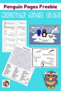 penguin-word-search-writing-and-color-freebie