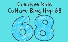 Welcome to the Creative Kids Culture Blog Hop 68