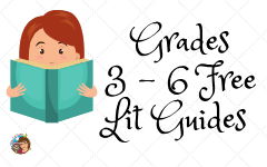 Grades 3 Through 6 Free Literature Guides