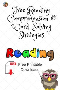 reading-comprehension-and-word-solving-strategies-free-printables