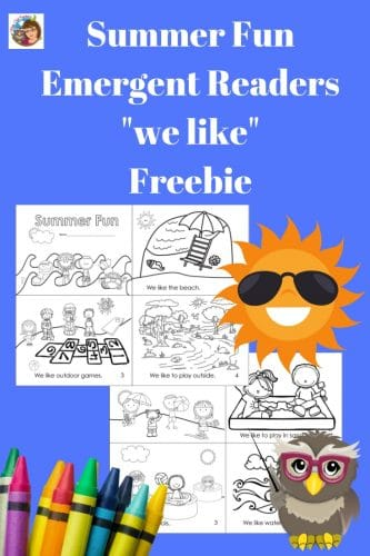 summer-fun-emergent-reader-we-like-color-and-staple-small-books-freebie
