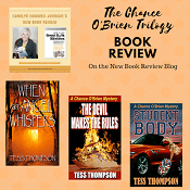 Chance-O-Brien-mystery-trilogy-book-review-on-New-Book-Review-blog