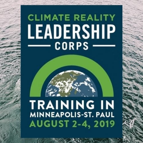 Climate Reality Leadership Corps Training 2019