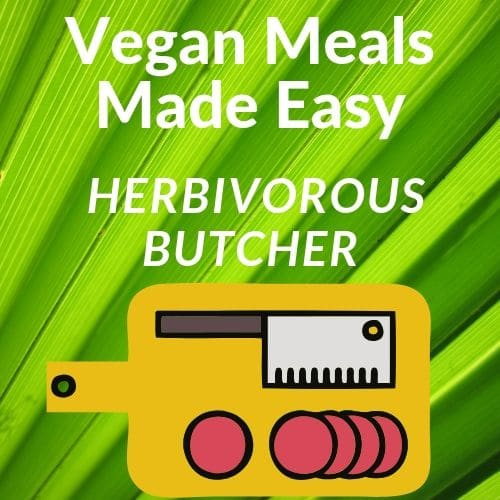 Herbivorous Butcher and Animal Sanctuary Acres