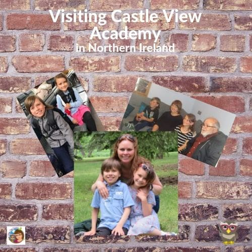 Visiting Castle View Academy in Northern Ireland from USA