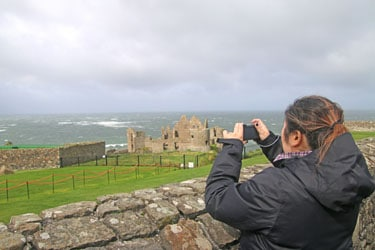 Dunluce-Castle-picture-view-from-above