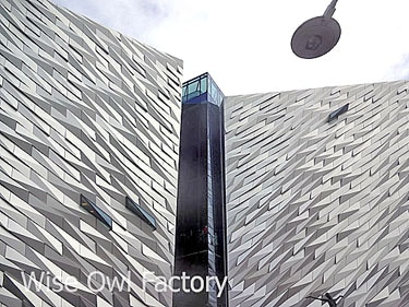 Titanic museum in Belfast may soon close