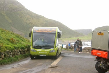 Shuttle-to-Giants-Causeway-Sept-2019-Windy-Day-shuttle-closed-after-we-were-back-up