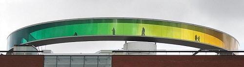 Rainbow Panorama image by Olafur Eliassan