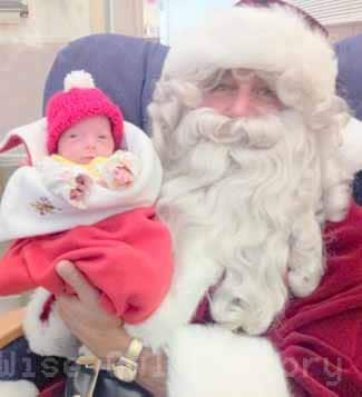 Santa-with-premature-child