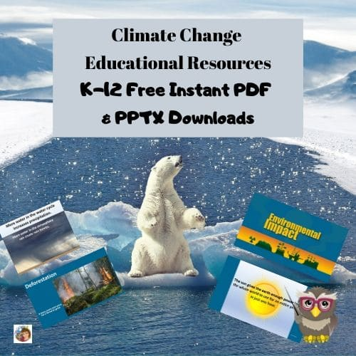 Climate-Change-Educational-Resources-K-12-PowerPoint-PDF-Freebies-Instant-Downloads