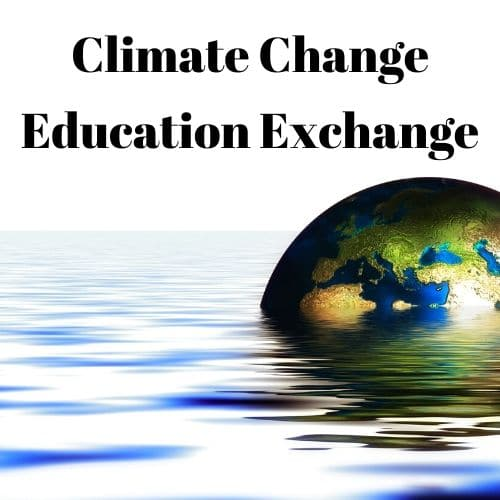 Climate-change-education-exchange-site