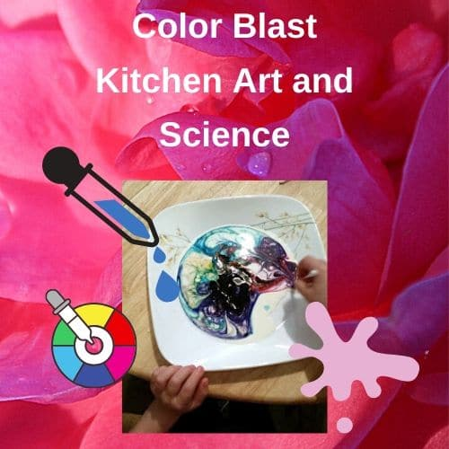 Color Blast Kitchen Art and Science