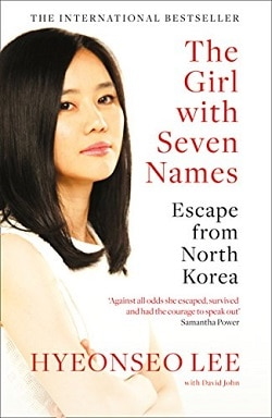 The Girl with Seven Names Discussion Questions