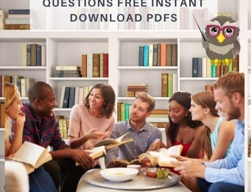 Discussion Questions for Book Groups List