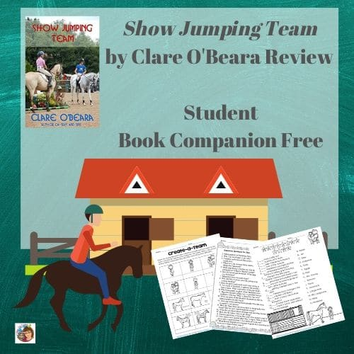 Rodeo Finn by Clare O'Beara Free Student Work Pages