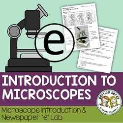 Introduction to Microscopes freebie