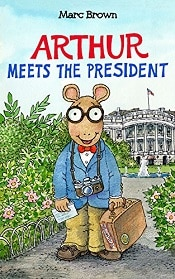 Arthur-Meets-President-Adventure-Book
