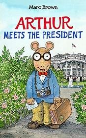 Arthur-Meets-President-Adventure-Book